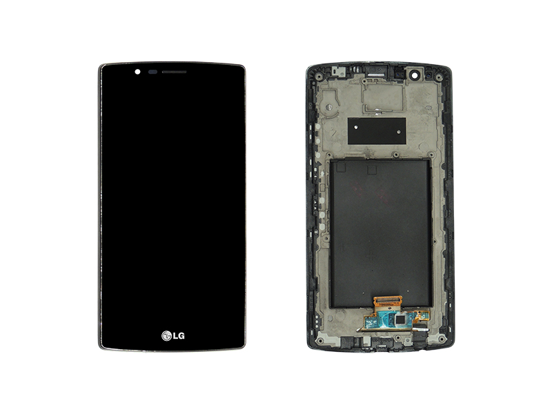 FRONTAL TELA TOUCH LCD DISPLAY LG G4 818H