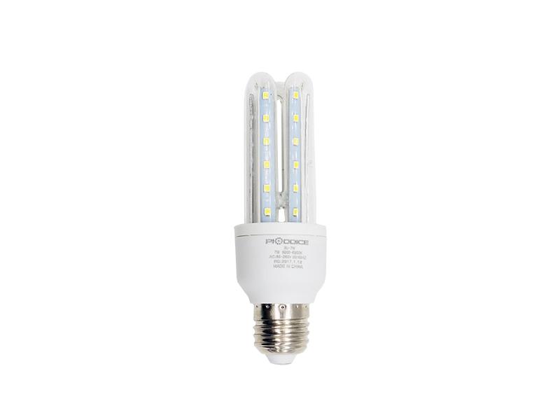 LAMPADA LED 3U 7W MILHO