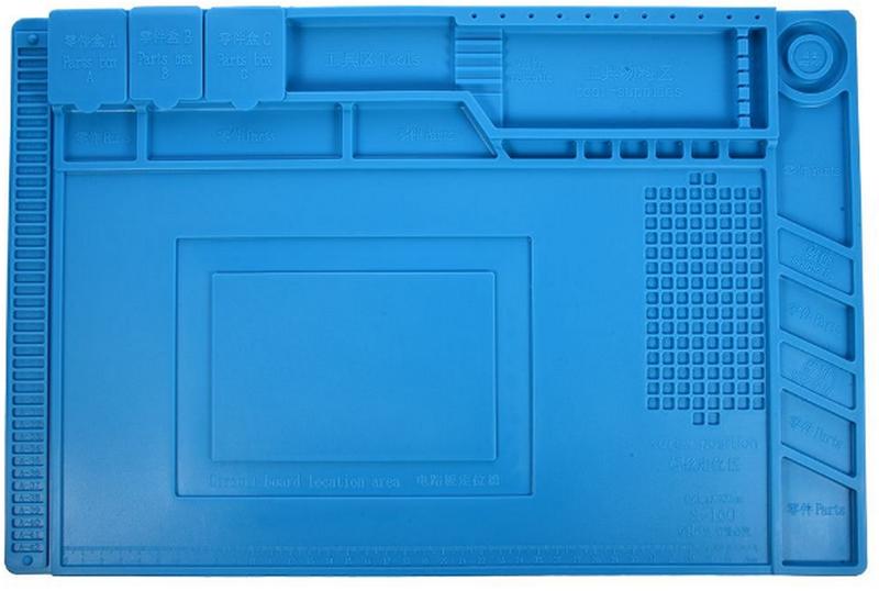 MANTA MAGNETICA ANTIESTATICA SILICONE S-160 S160 300X450