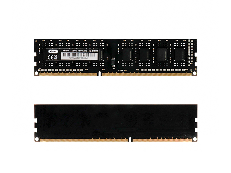 MEMORIA COMPUTADOR DDR3 4GB KP U5 KNUP
