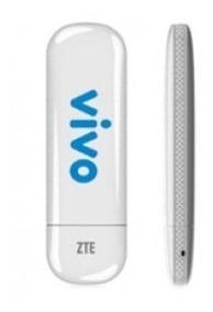 MODEM 3G ZTE MF193 ACEITA CHIP 4G
