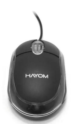 MOUSE OFFICE HAYOM COM FIO MU2914