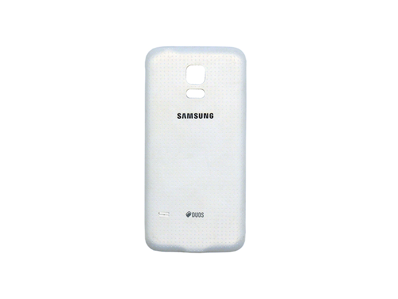 TAMPA SAMSUNG G800 S5 MINI BRANCA