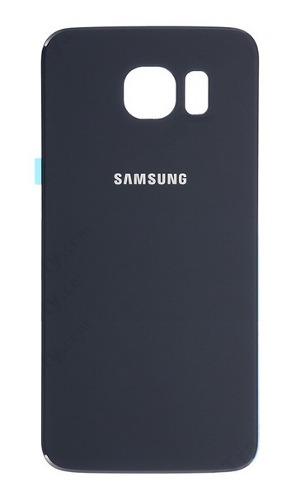 TAMPA SAMSUNG G925 S6 EDGE PRETA