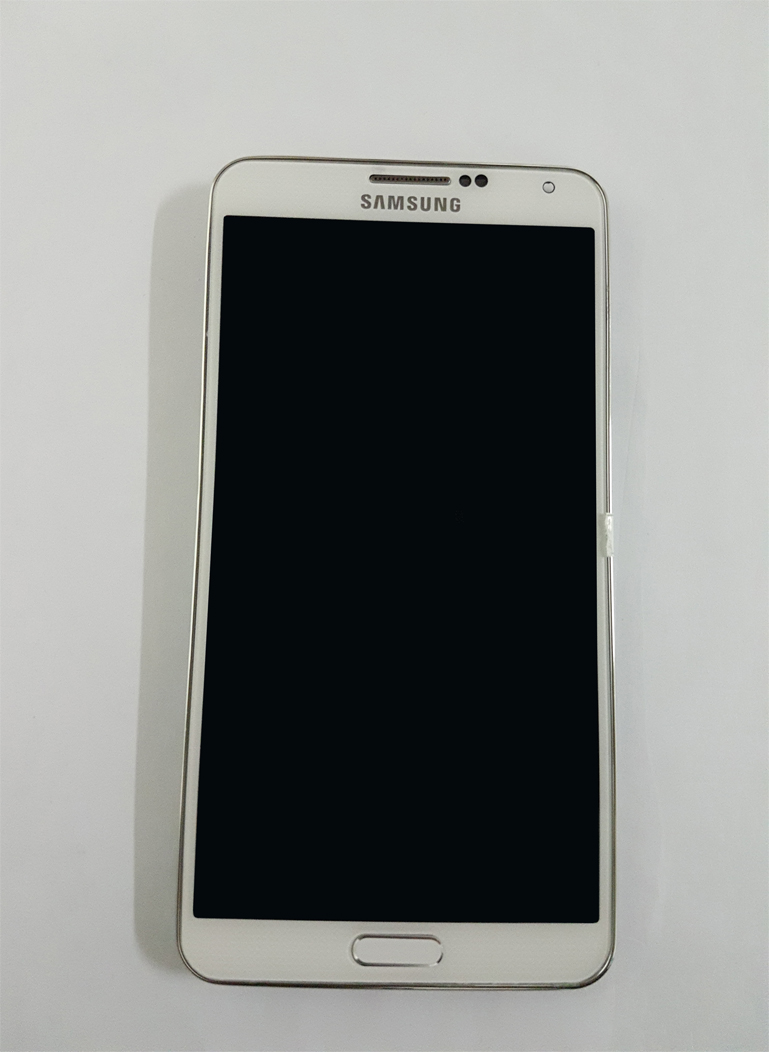 TELA DISPLAY SAMSUNG GALAXY NOTE 3 N900 BRANCO