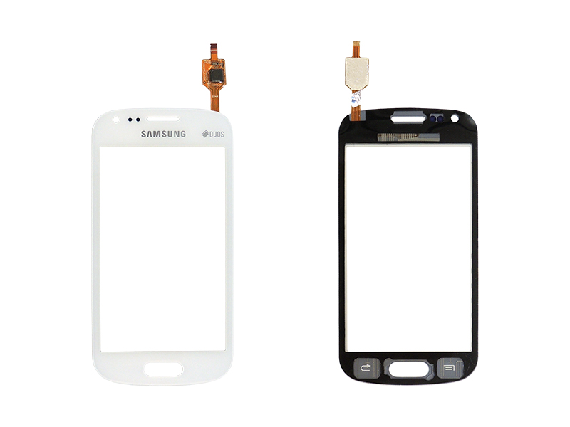 TOUCH SAMSUNG S7560/S7562 GALAXY S DUOS BRANCO