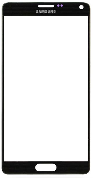 VIDRO SAMSUNG N910 NOTE 4 GRAFITE