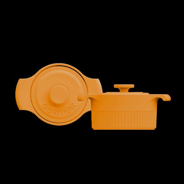 Cocotte Amarelo - 10cm