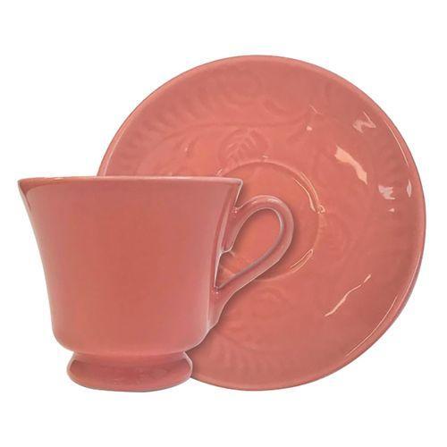 Xícara de Café Turmalina Rosa