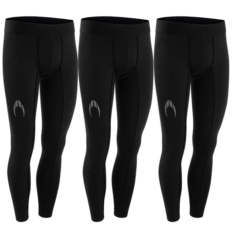 Kit 3 calças térmicas HO Soccer