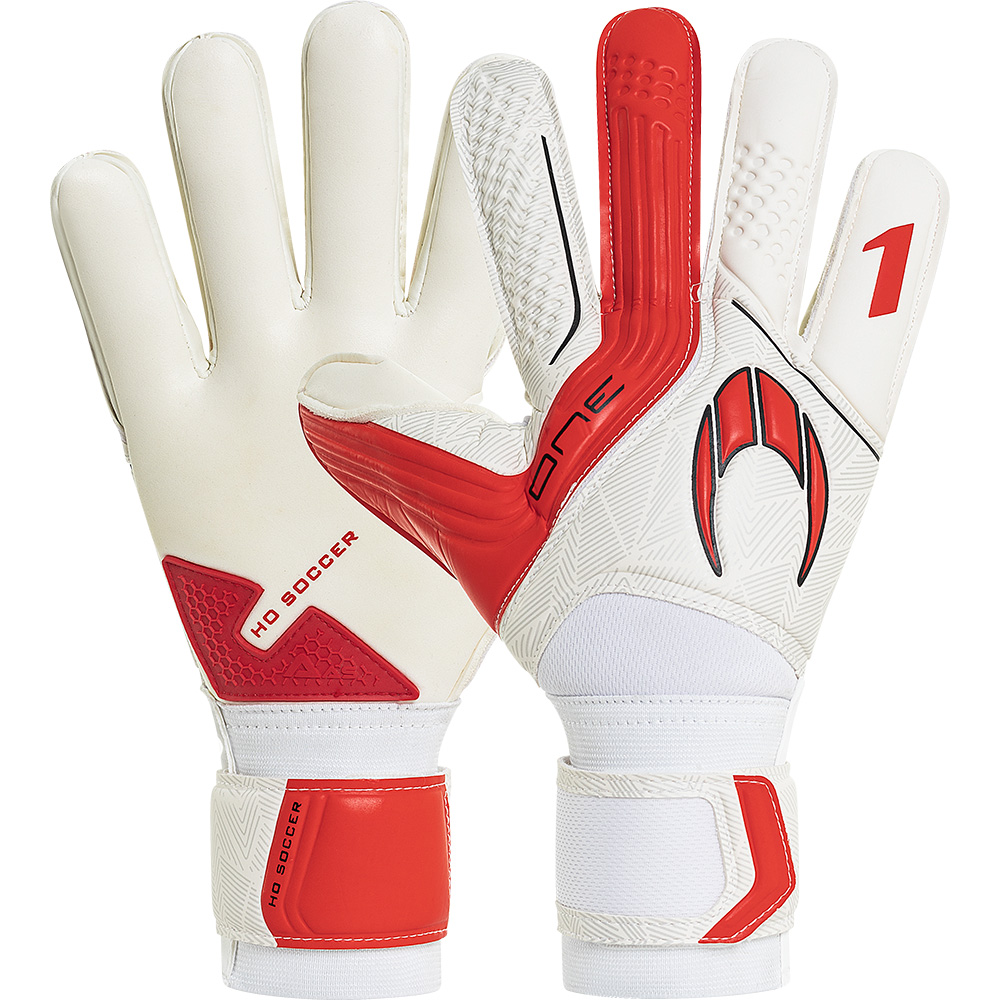 Luva HO Soccer One Negative Speed Red