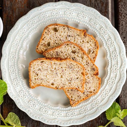 Pão Funcional de Batata Doce 450g