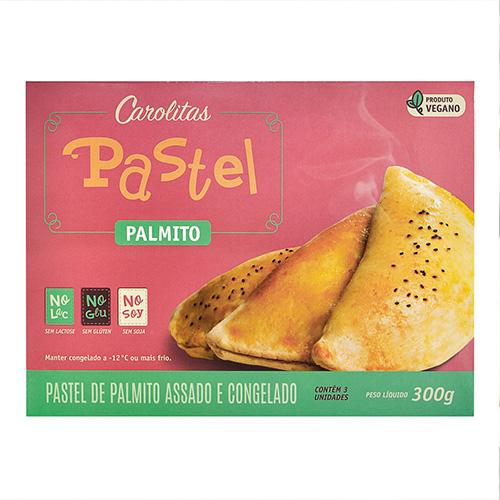 Pastel de Palmito Vegano 300g