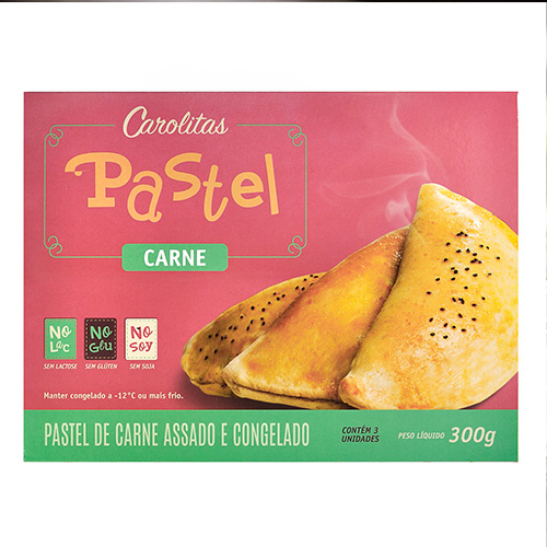 Pastel Funcional de Carne 300g