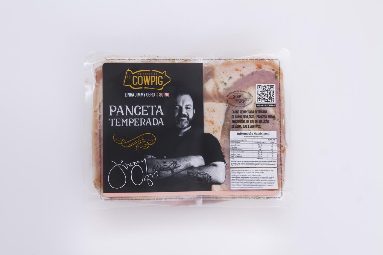 PANCETA TEMPERADA - PEÇA 700G