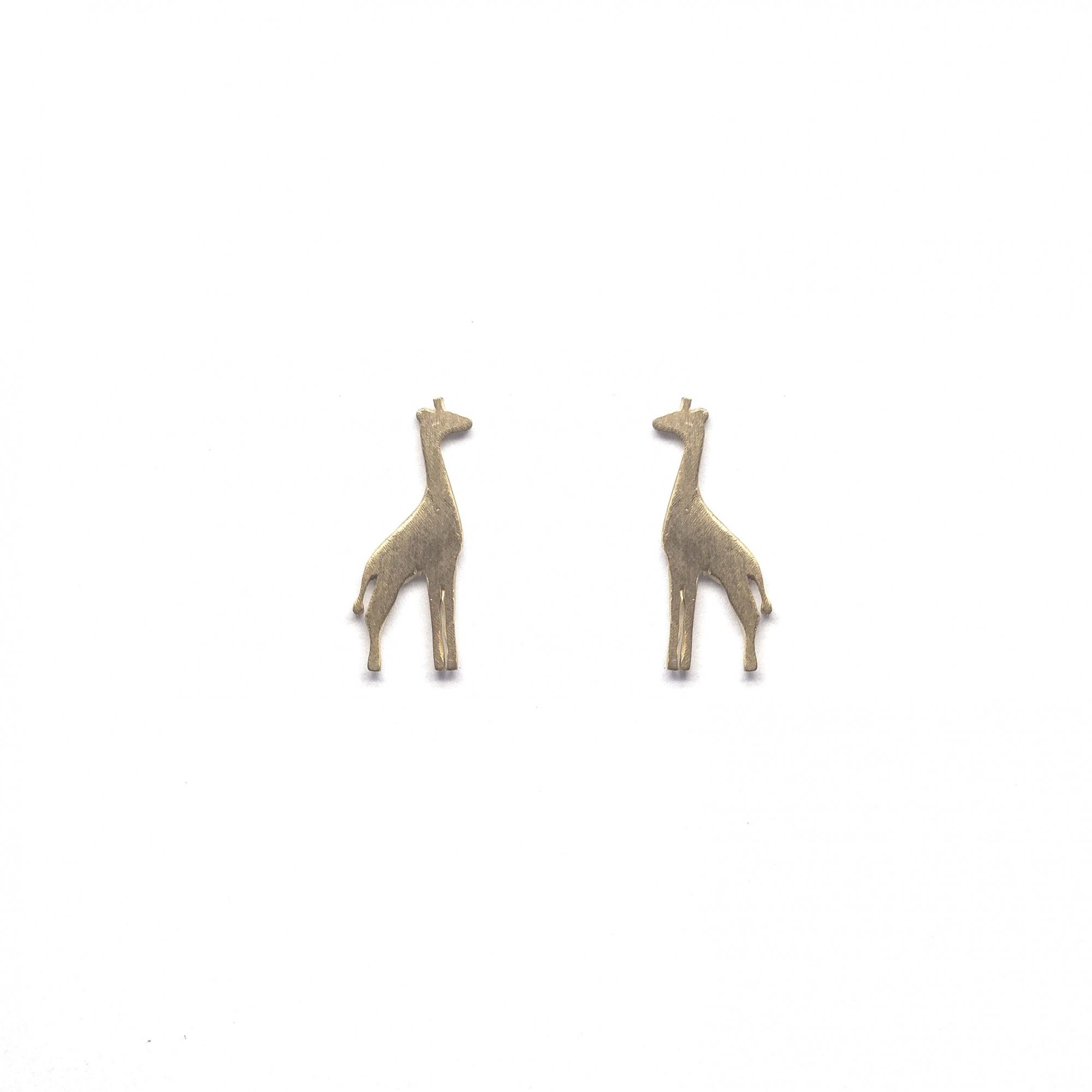 Brinco girafa inteira