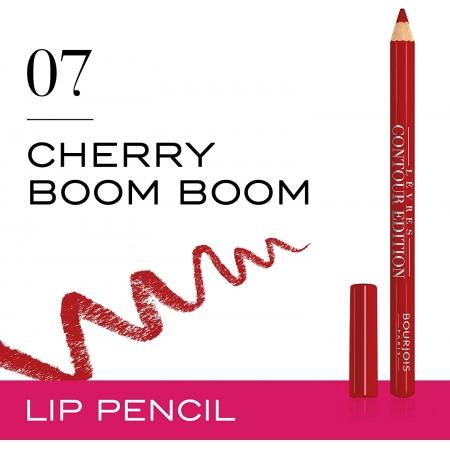 BOURJOIS Contorno Labial 07 Cherry boom boom