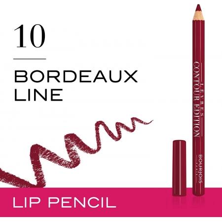BOURJOIS Contorno Labial 10 Bordeaux line