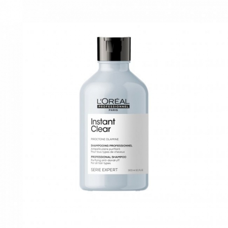 LOREAL SERIE EXPERT INSTANT CLEAR SHAMPOO 300ml