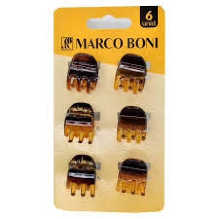 MARCO BONI PRENDEDORES KIT COM 6