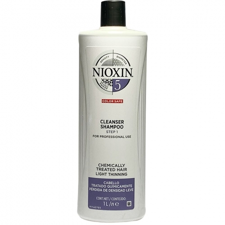 NIOXIN SYS5 SHAMPOO 300ML