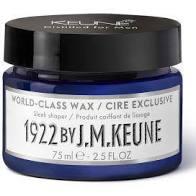 1922 WORLD-CLASS WAX KEUNE 75ml