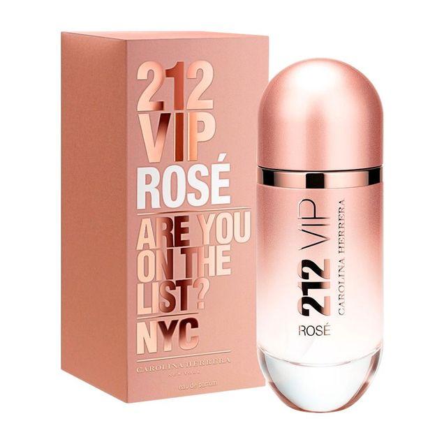 212 VIP ROSE Eau de Parfum 125ML
