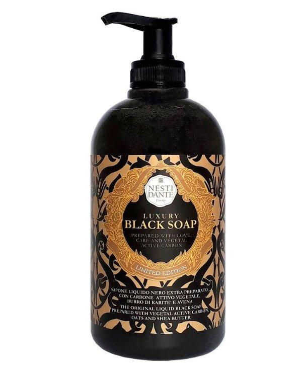 BLACK SOAP LIQUIDO 500ml NESTI DANTE