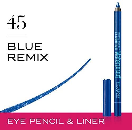 BOURJOIS Lápis de olhos 45 Blue remix