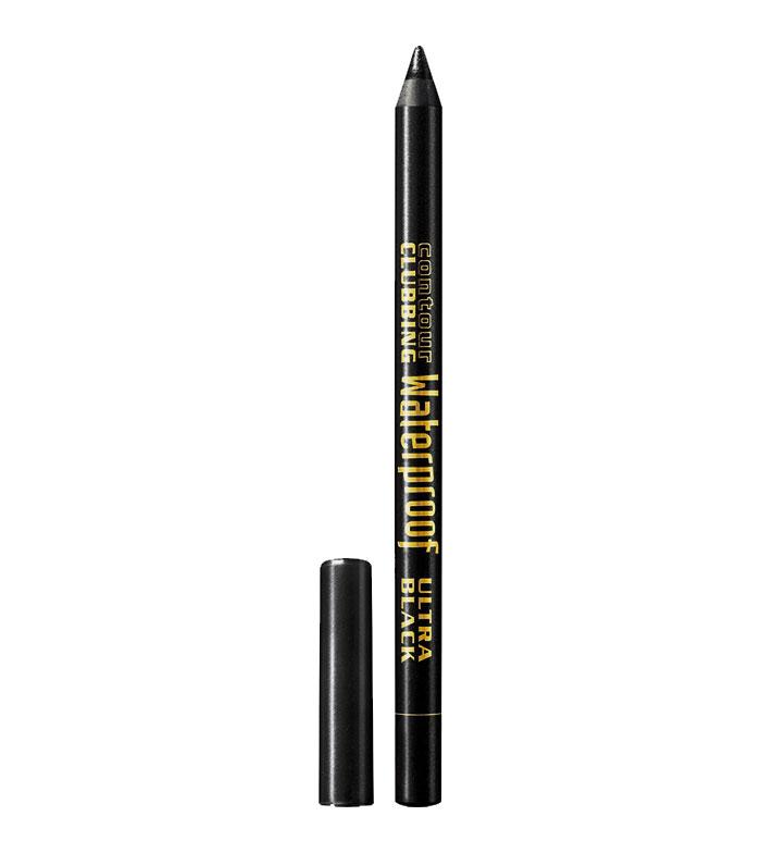 BOURJOIS Lápis de olhos Ultra black