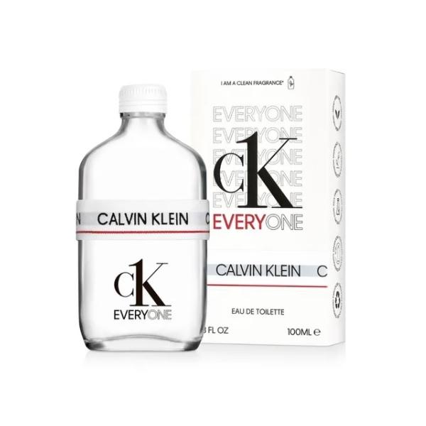 CK EVERYONE CALVIN KLEIN Eau de Toilette 100ml