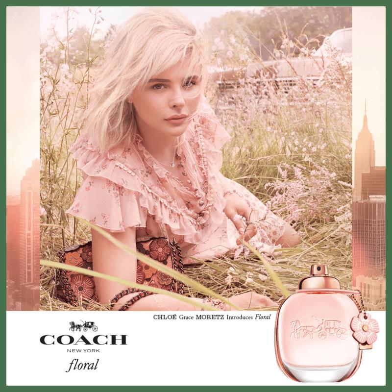COACH FLORAL Eau de Parfum  50ml