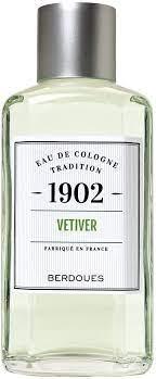 Colônia Francesa 1902 VETIVER  480ML