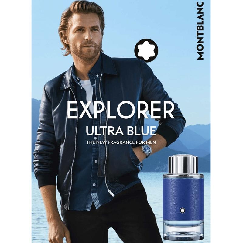 EXPLORER ULTRA BLUE Eau de Parfum 60ml