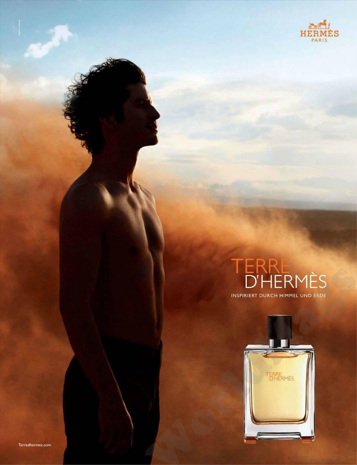 HERMES PARIS TERRE D'HERMES 100ML