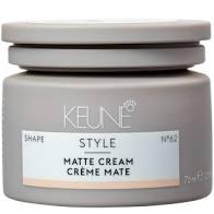 KEUNE MATTE CREAM 75ML