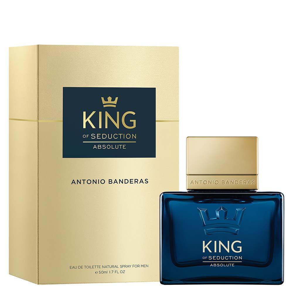 KING OF SEDUCTION ABSOLUTE  200ML