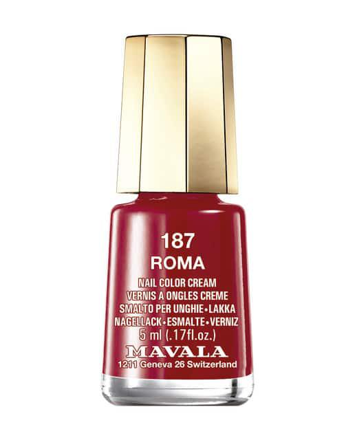 MAVALA ESMALTE  187 ROMA