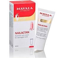 MAVALA NAILACTAN -Creme nutritivo para unhas