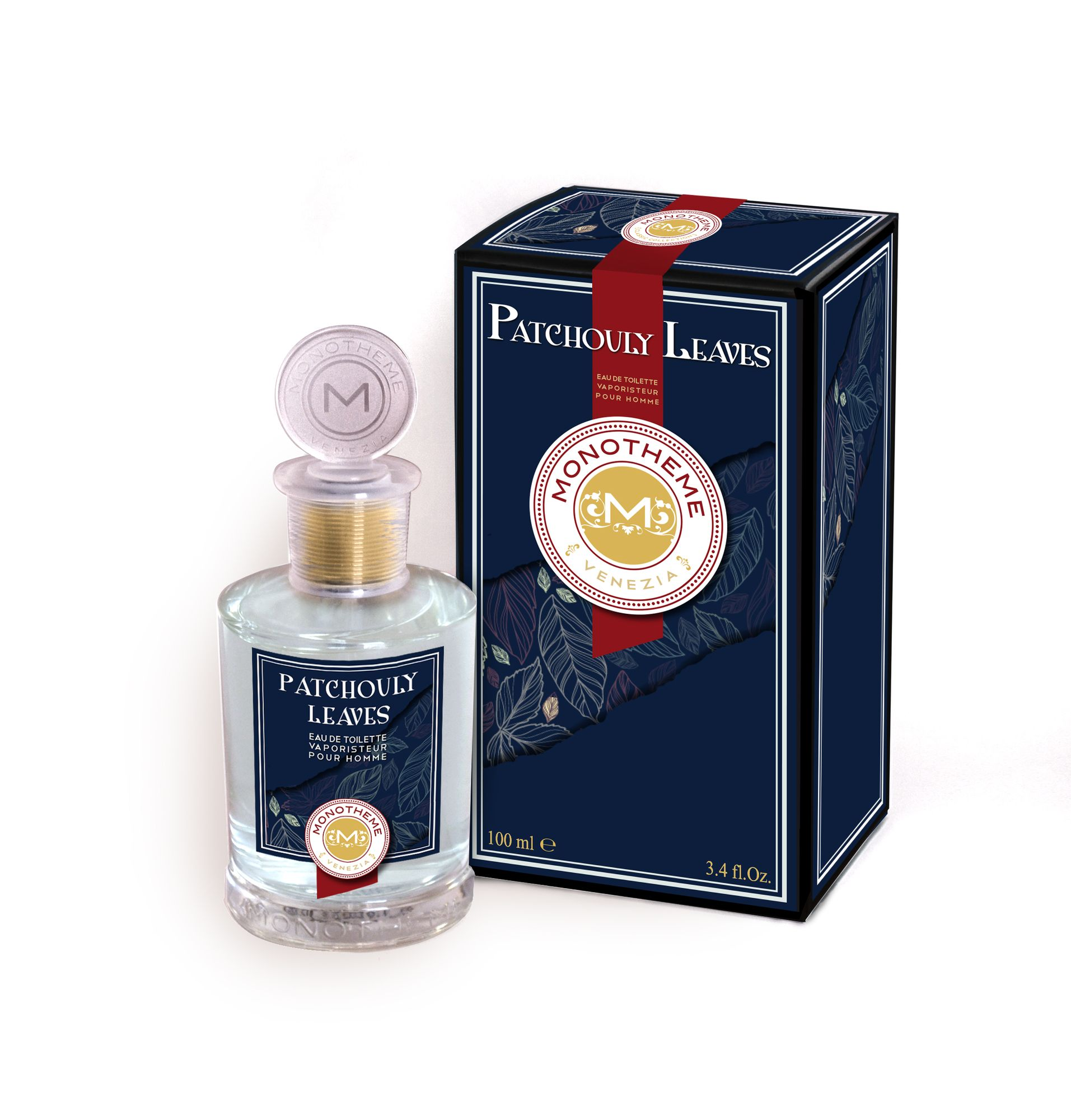 MONOTHEME PATCHOULY LEAVES EDT 100ML