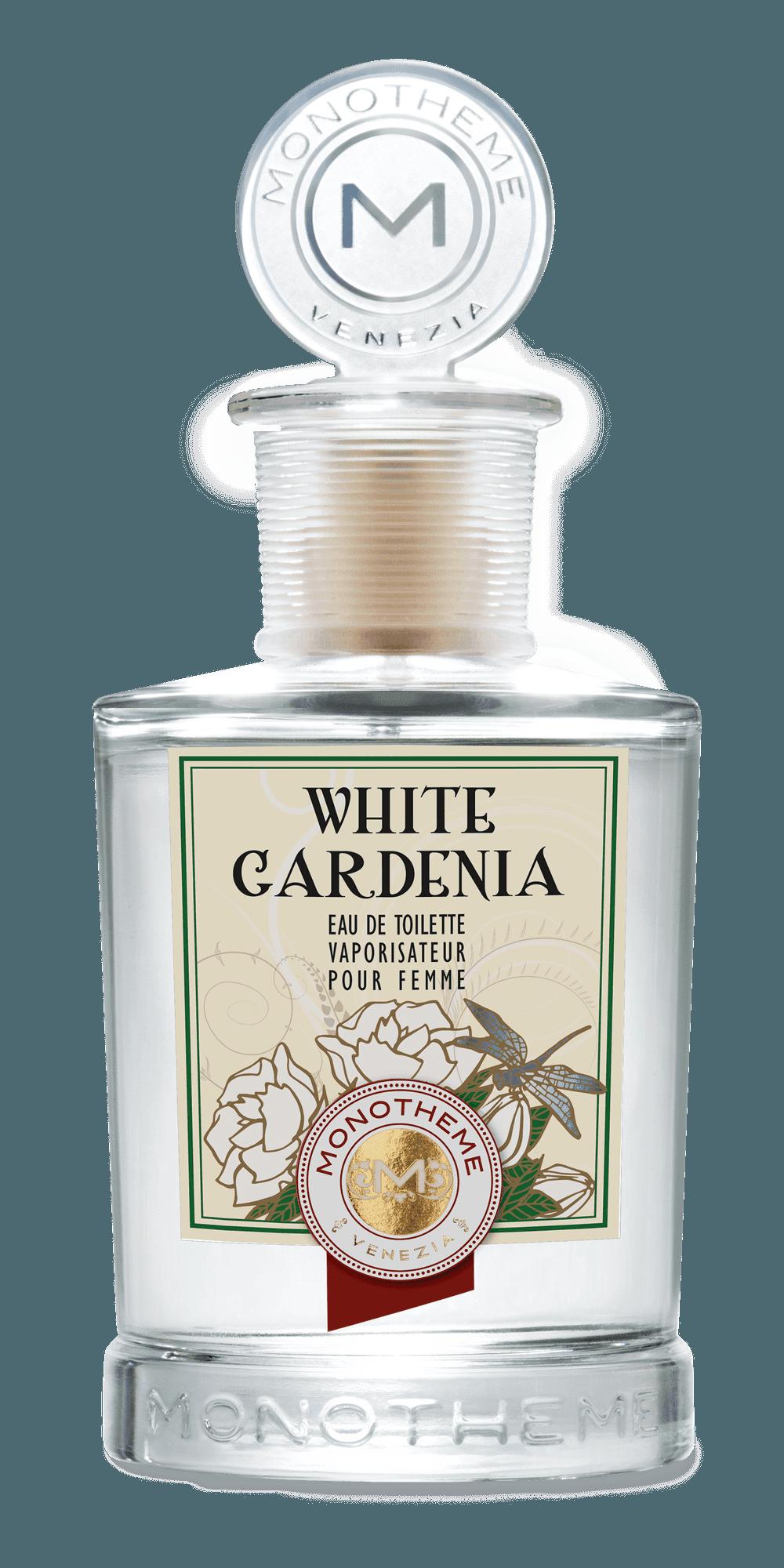 MONOTHEME WHITE GARDENIA EDT 100ML