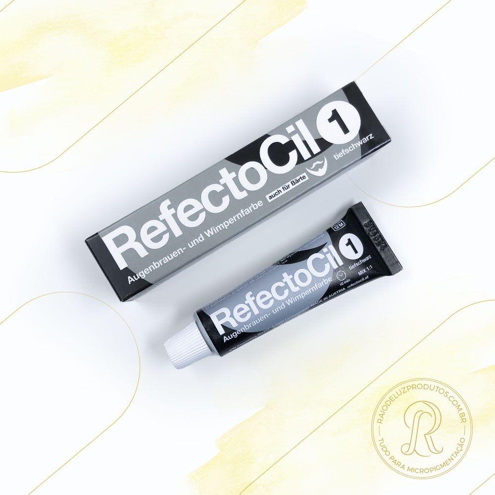 TINTURA 1.0 PRETO REFECTOCIL