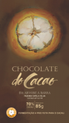 Barra de chocolate 70% - 85g