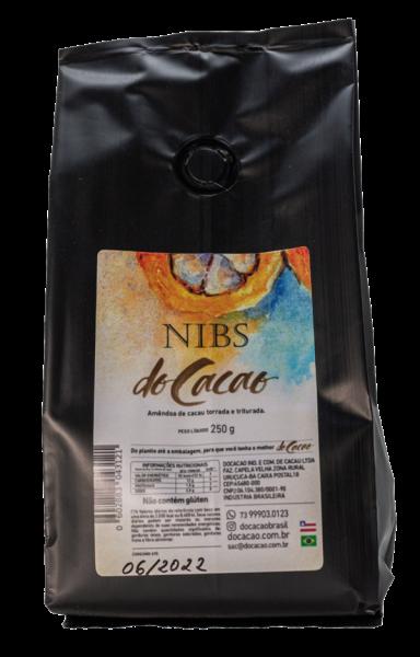 Nibs de Cacau Natural 250g