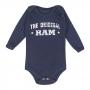 Body RAM The Original Azul Marinho