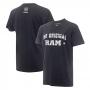 Camiseta Masc. RAM DTG The Original - Preta