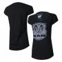 Camiseta Fem. DTG RAM Press - Preta