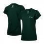 Camiseta Fem. RAM Parallel - Verde Militar