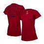 Camiseta Fem. RAM Rebel - Skull - Vermelha