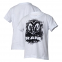 Camiseta Inf. DTG RAM Press - Branca